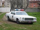Rosco Police Car - Flash included!